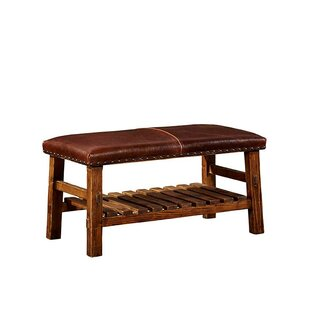 Furniture Classics Everett Leather Bench