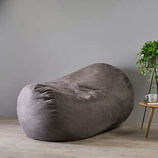 Bean Bag Sofa by Three Posts