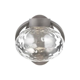 Boule LED Outdoor Sconce