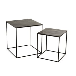 Bachmann 2 Piece Nest Of Tables By Williston Forge