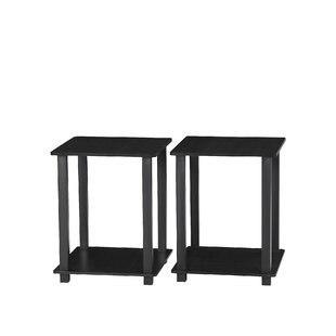 Annie 2 Piece Side Table (Set Of 2) By 17 Stories