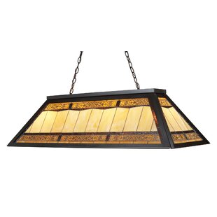 Red Barrel Studio Swarthout 4-Light Billiard Light