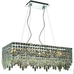 Rosdorf Park Bratton 16-Light Kitchen Island Pendant