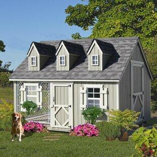 Dog House Kit Wayfair