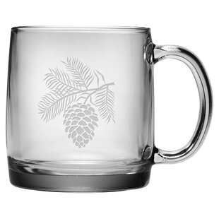 Spruce Coffee Mug (Set of 4)
