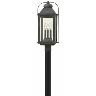 Anchorage Outdoor 3-Light Lant..