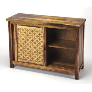 Bay Isle Home Swain Accent Cabinet
