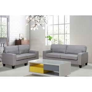 Sofa Pictures Living Room grey living room sets you'll love | wayfair
