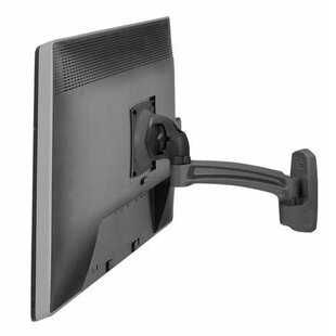 Kontour™ K2W Wall Mount Swing Arm, Single Monitor