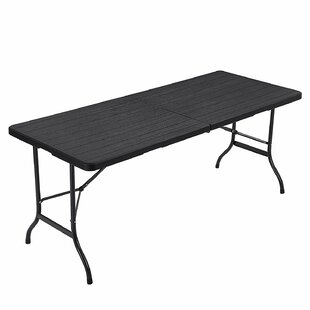 Marnisha Folding Plastic Camping Table By Sol 72 Outdoor