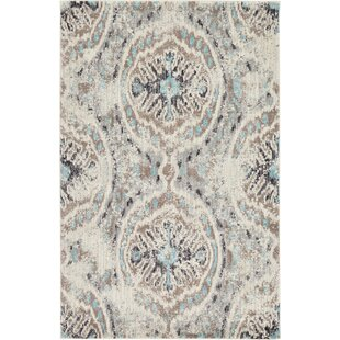 Best Reviews Alstrom Silver Area Rug By Bungalow Rose