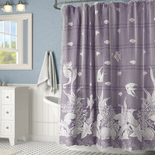 Castile Single Shower Curtain