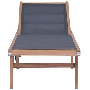 Tom Reclining Sun Lounger (Set Of 2) By Sol 72 Outdoor
