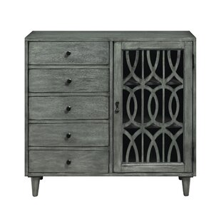 Rosehill 5 Drawer Accent Cabinet by Bungalow Rose