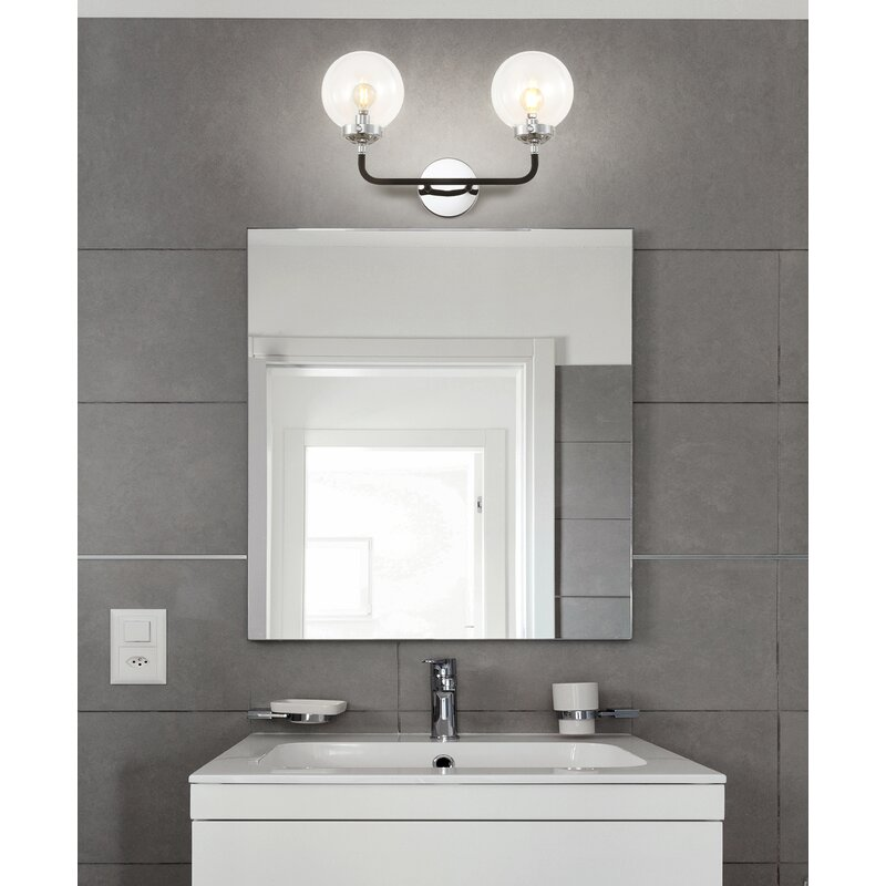 Claudio 2 - Light Dimmable Armed Sconce
