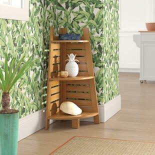 Cozumel Corner Unit Bookcase by Bay Isle Home