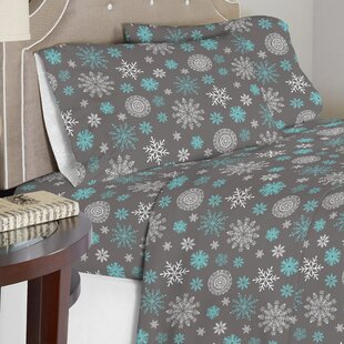 The Holiday Aisle 190 GSM 100% Cotton Sheet Set (Set of 3)