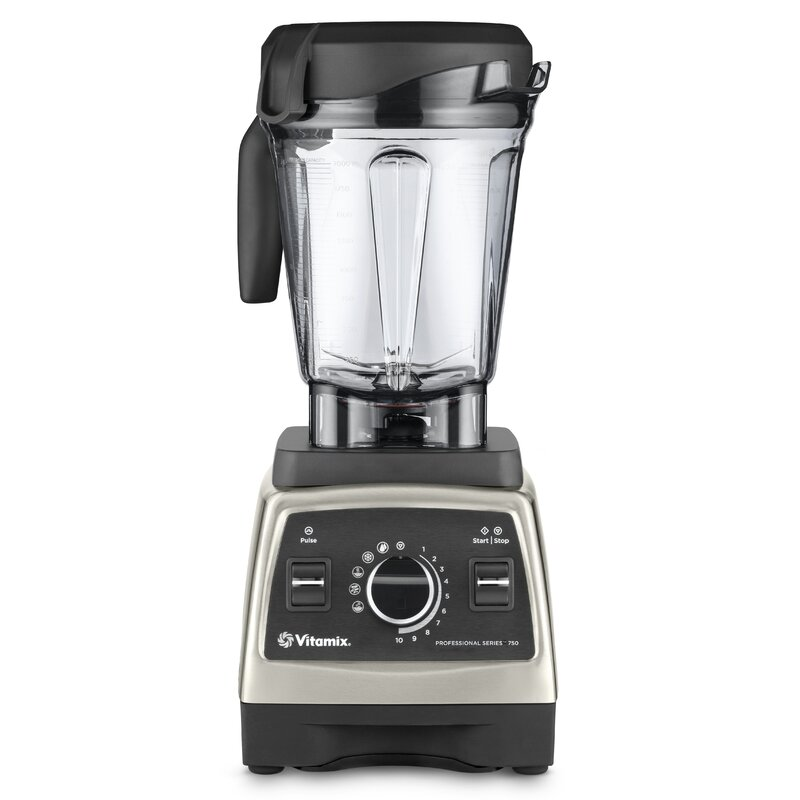 Vitamix professional series 750 blender in brushed metal reviews professional series 750 blender in brushed metal forumfinder Choice Image