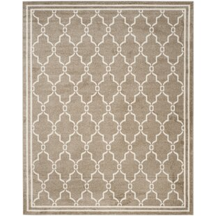 Wason Beige Indoor/Outdoor Area Rug