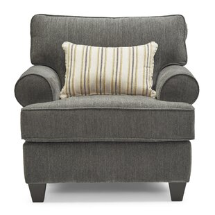 Clearbrook Armchair by Darby Home Co