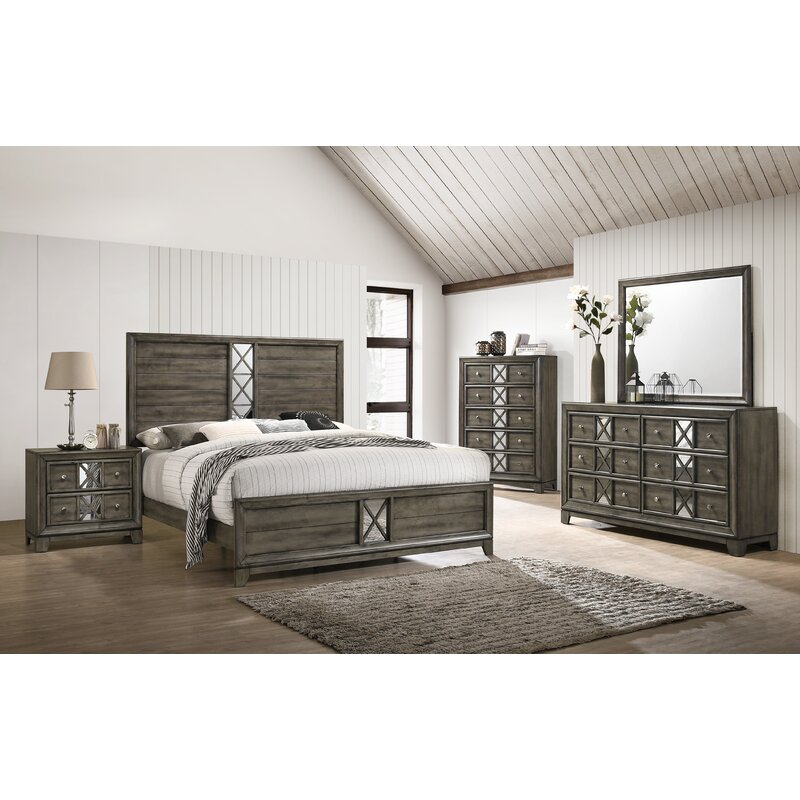 Gracie Oaks Casco Configurable Bedroom Set Wayfair