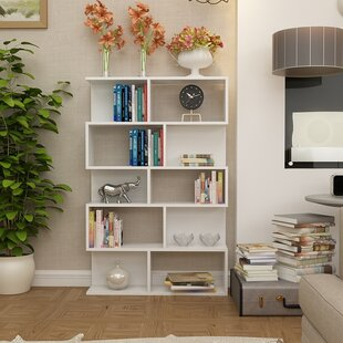 Check Prices Zoller Standard Bookcase By Latitude Run