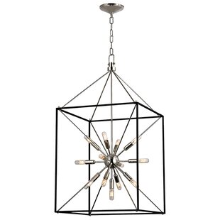 Rockridge 13-Light Foyer Pendant by Brayden Studio