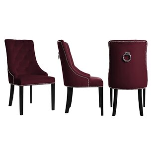 Savannah Upholstered Dining Chair (Set Of 4) By BelleFierté