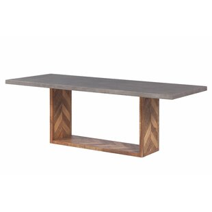 Brayden Studio Dickman Mixed Dining Table