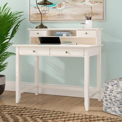 Cream Colored Desk Wayfair