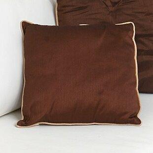 Sigmund Zipper Throw Pillow