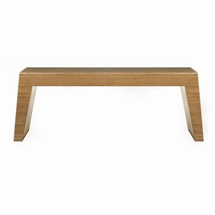 Brave Space Design Hollow Two Seat Bench