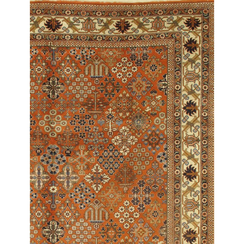 Romanian Josheghan Hand Knotted Wool