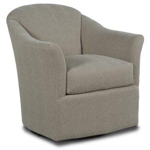 Barry Swivel Barrel Chair by Fairfield Chair