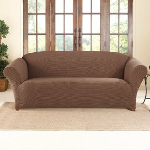Top Reviews Honeycomb Box Cushion Sofa Slipcover by Sure Fit Reviews (2019) & Buyer's Guide
