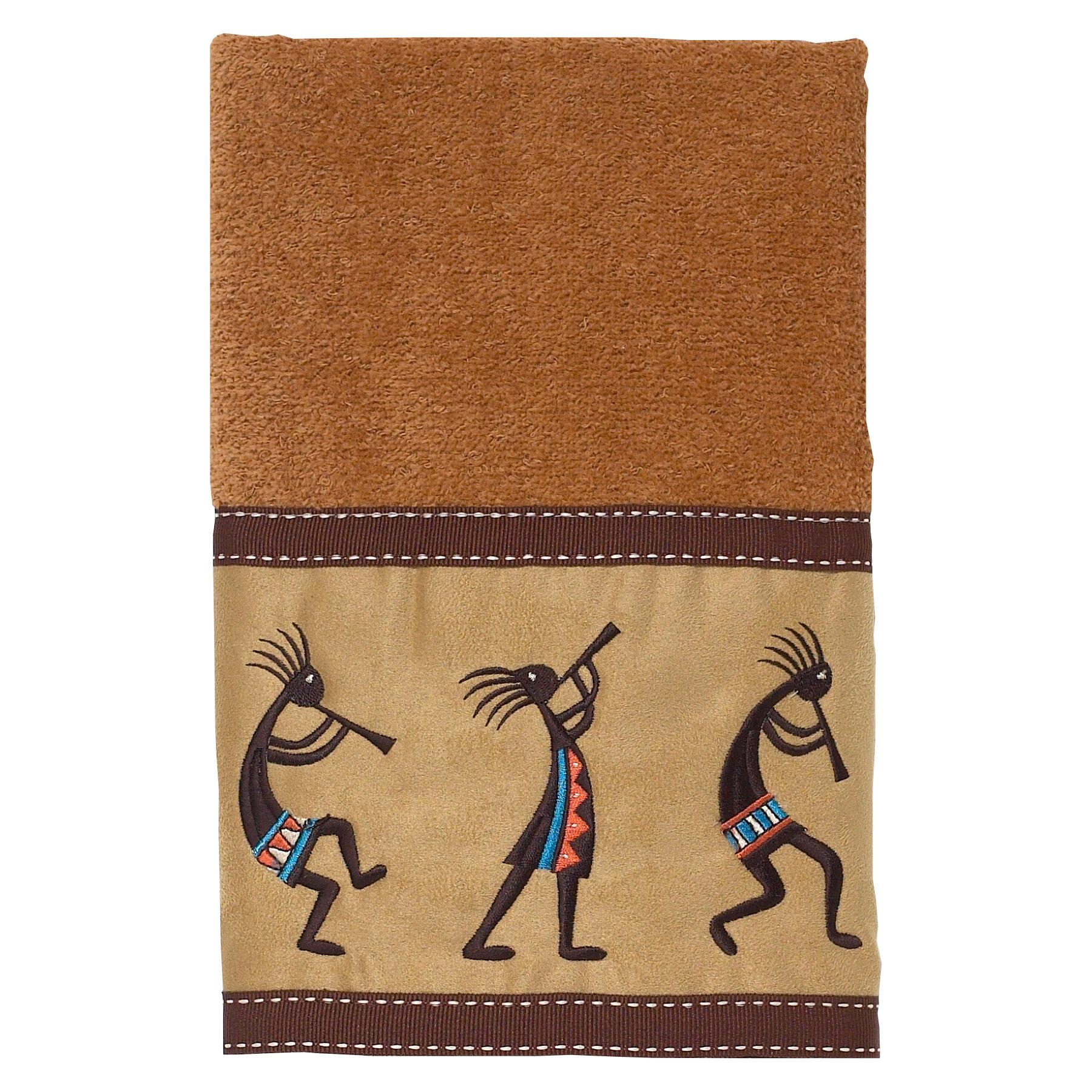 Millwood Pines Wyoming 100 Cotton Hand Towel Wayfair