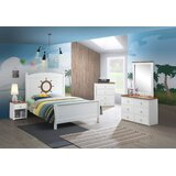 Lasater Full Platform Configurable Bedroom Set by Isabelle & Max