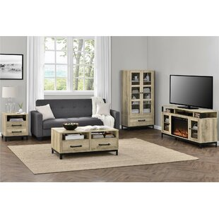 Gracie Oaks Mastrangelo 2 Piece Coffee Table Set