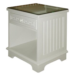 Elicia 1 Drawer Nightstand
