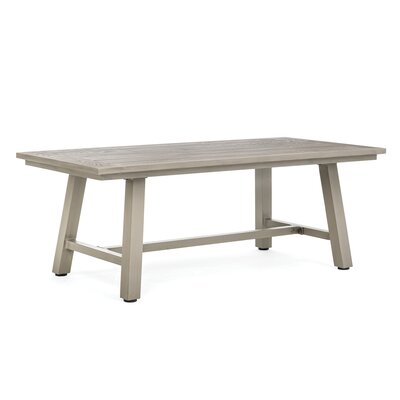 Willow Aluminum Coffee Table by Winston No Copoun