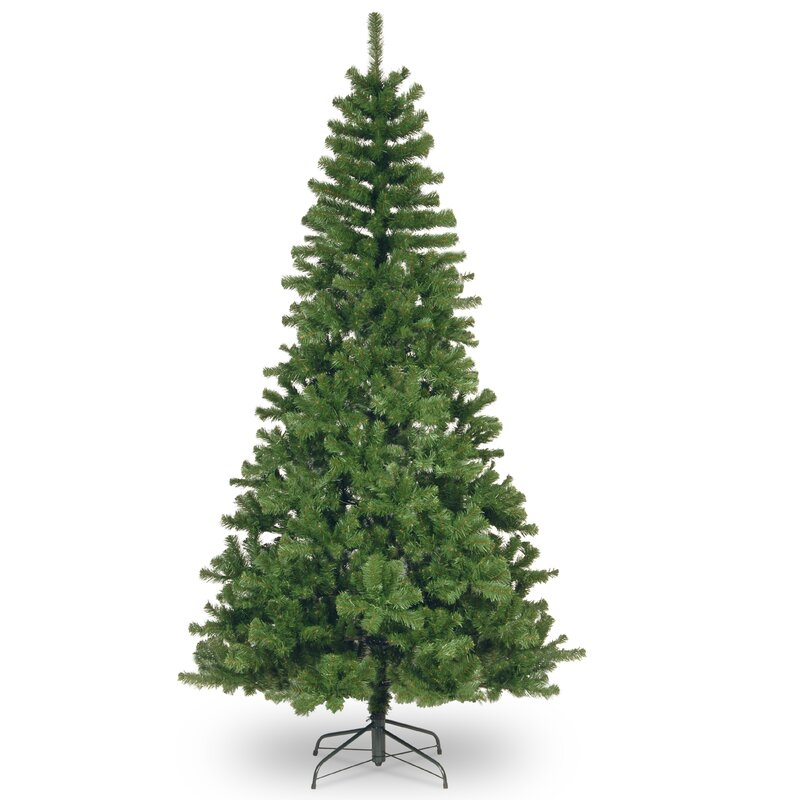 Best Deal On Artificial Christmas Trees: Green Fir Artificial Christmas Tree & Reviews