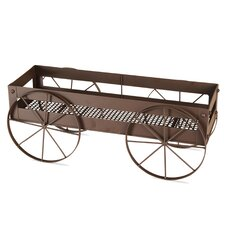 Wagon Plant Stand by TAG
