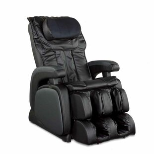 Cozzia 16028 Zero Gravity Heated Reclining Massage Chair