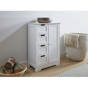 Goodridge 82 X 56cm Free-Standing Cabinet By 17 Stories