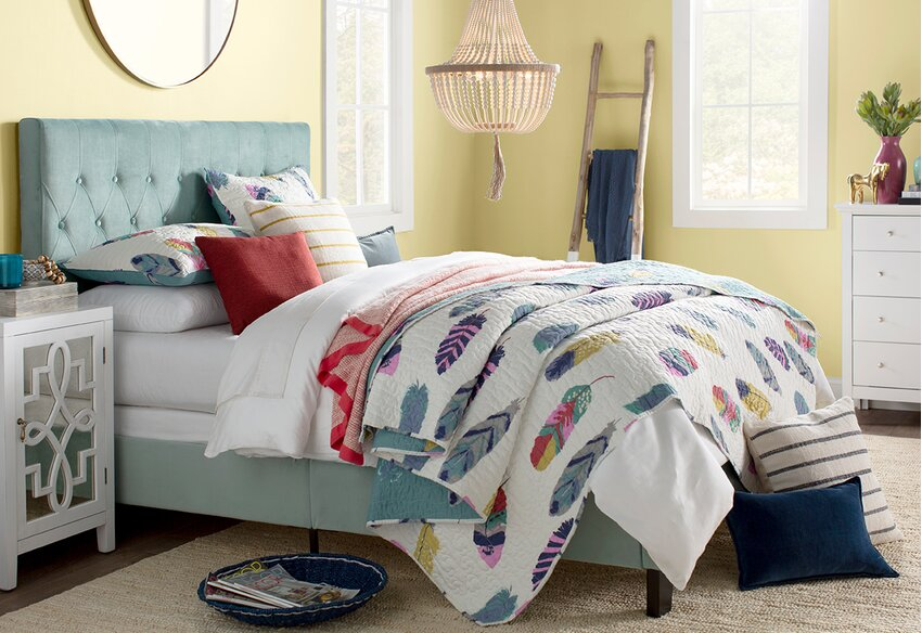 Small Space Bedrooms You\'ll Love in 2019 | Wayfair