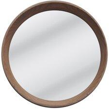 Round Wall Mirror modern round wall mirrors | allmodern