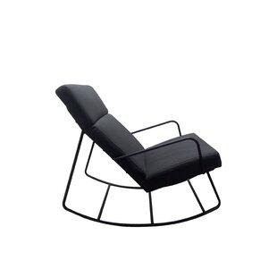 Brayden Studio Bogen Rocking Chair