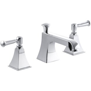Kohler Memoirs Widespread Bathroom Faucet with Drain Assembly
