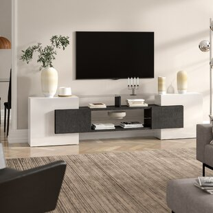 Assistant TV Stand For TVs Up To 88