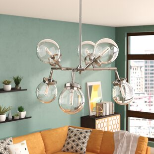 Corrigan Studio Roman 6-Light Sputnik Chandelier